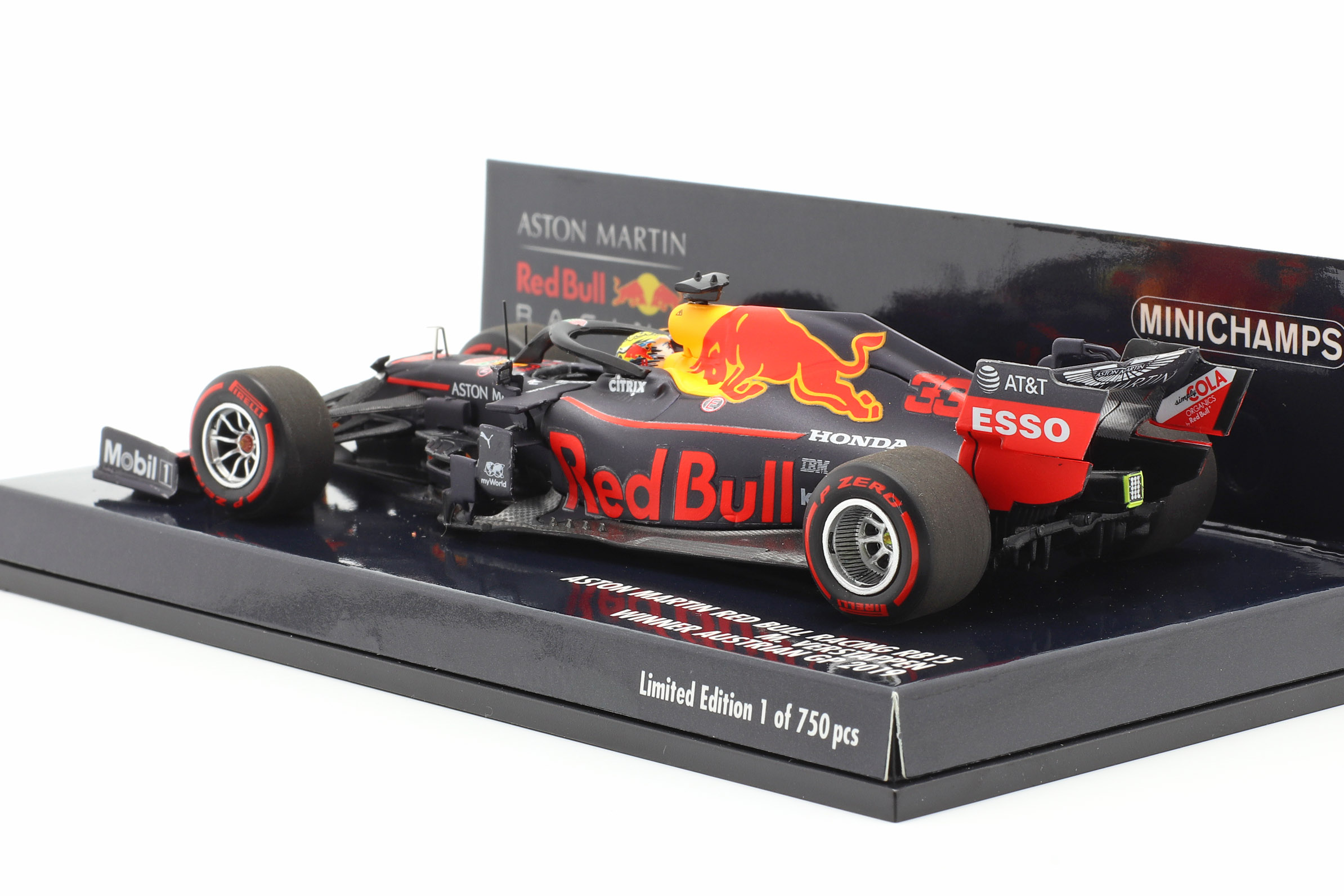 Aston Martin Red Bull Racing RB15 - Winner - Austria GP 2019